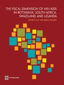 The Fiscal Dimension of HIV/AIDS in Botswana, S...