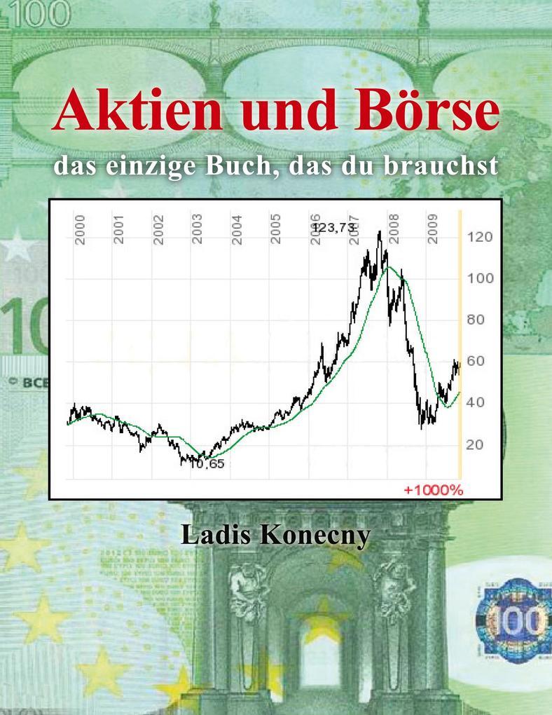 Aktien und Börse als Buch (kartoniert)