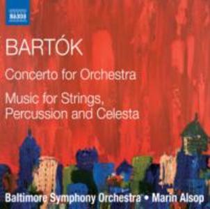 Konzert für Orchester/Musik für Streicher