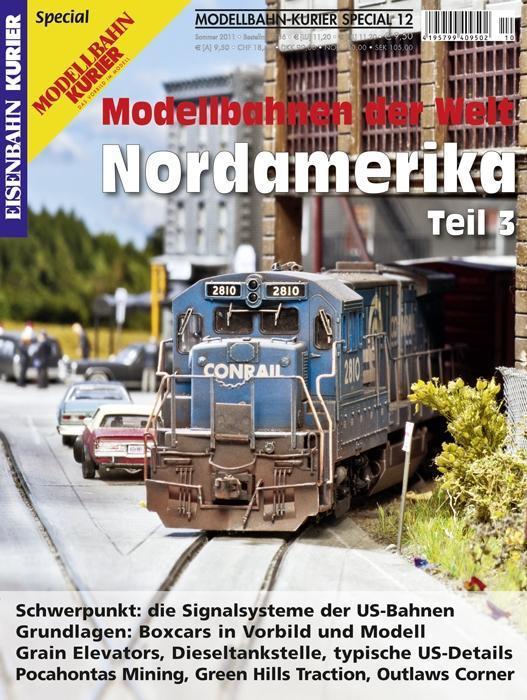Modellbahn-Kurier Special 12: Modellbahnen der ...