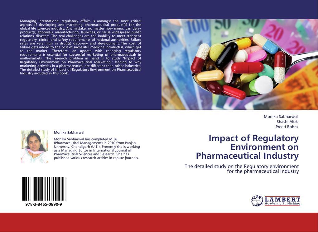 Impact of Regulatory Environment on Pharmaceuti...