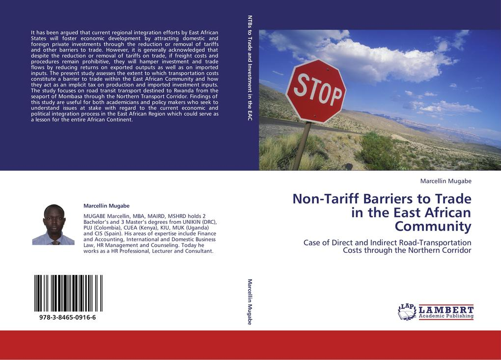 Non-Tariff Barriers to Trade in the East Africa...