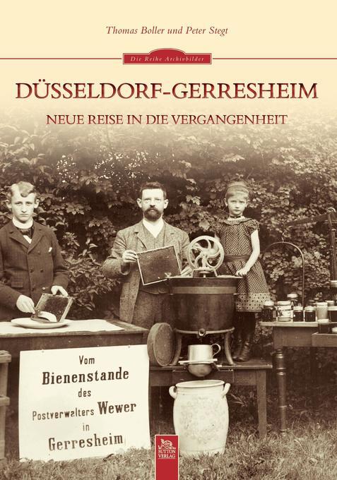 Düsseldorf-Gerresheim als Buch