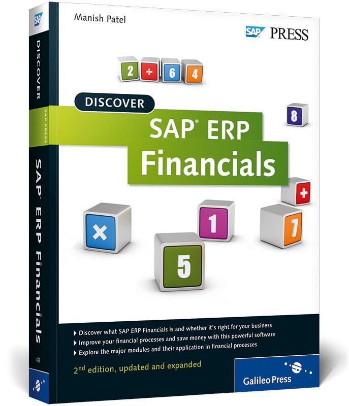 Discover SAP ERP Financials als Buch von Manish...