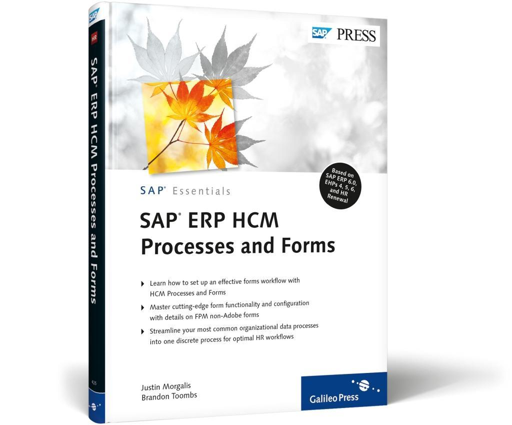 SAP ERP HCM Processes and Forms als Buch von Ju...