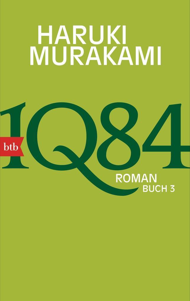 1Q84 (Buch 3) als Taschenbuch