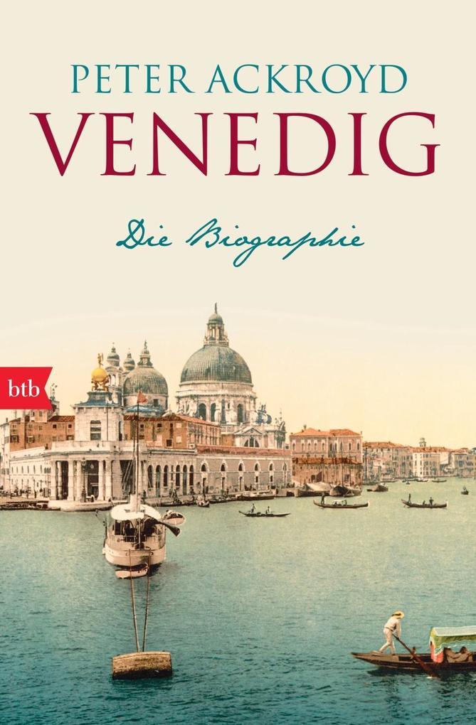 Venedig als Taschenbuch