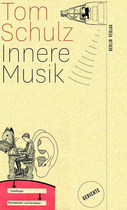 Innere Musik als Buch von Tom Schulz