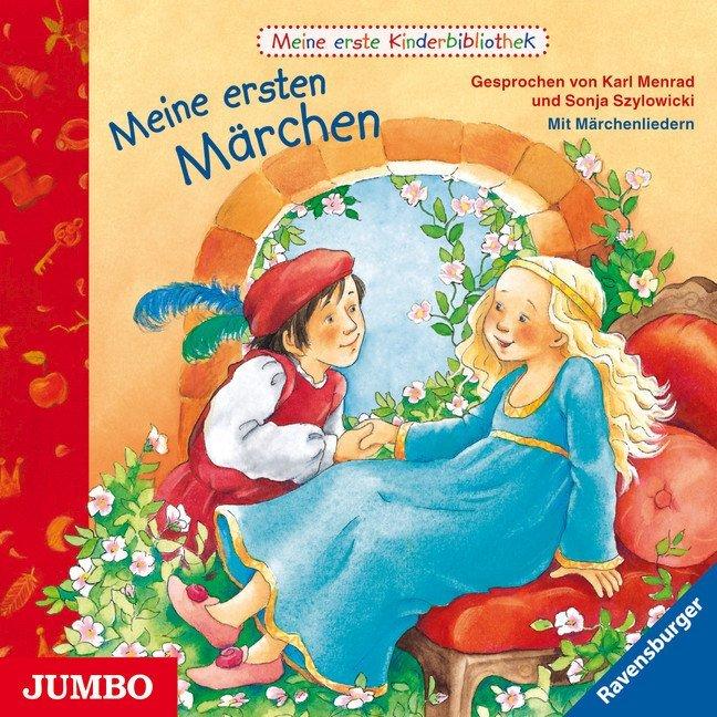 Meine ersten Märchen als Hörbuch CD