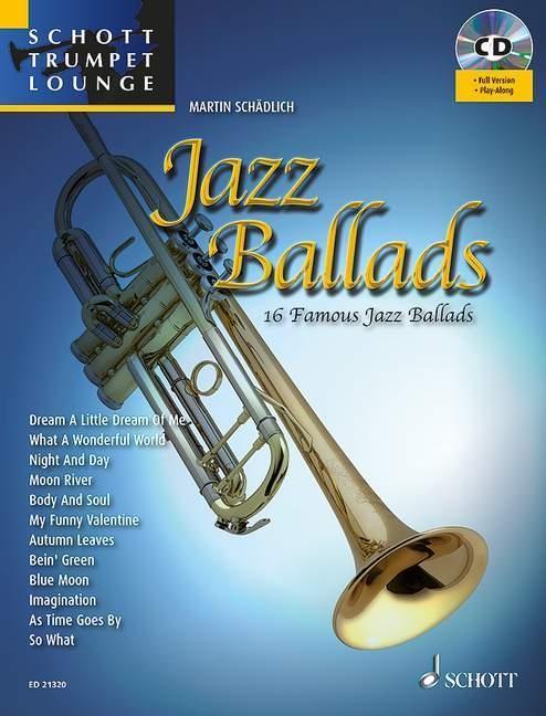 Jazz Ballads als Buch von