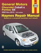 General Motors Chevrolet Cobalt & Pontiac G5: 2005 Thru 2009 All Models