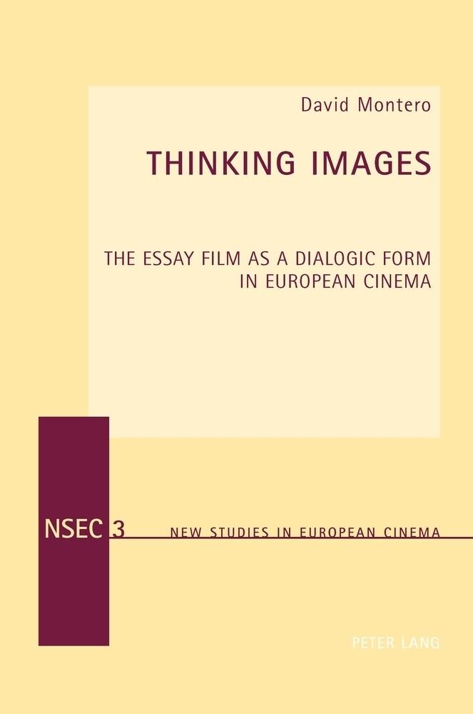 Thinking Images als Buch von David Montero