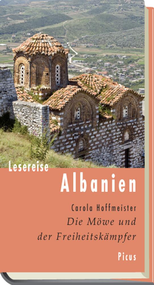 Lesereise Albanien als Buch von Carola Hoffmeister