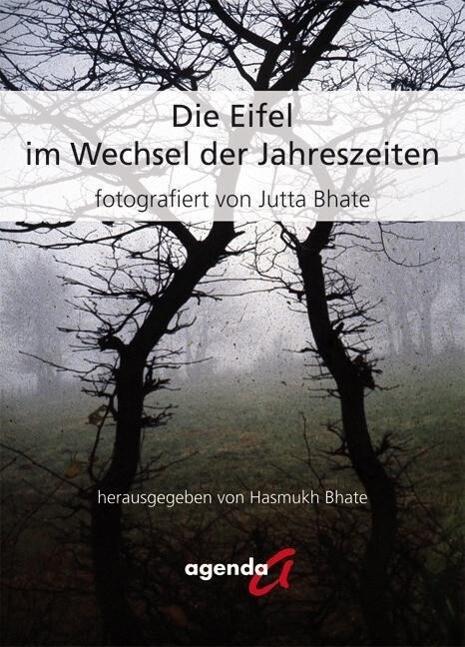 Die Eifel im Wechsel der Jahreszeiten als Buch von