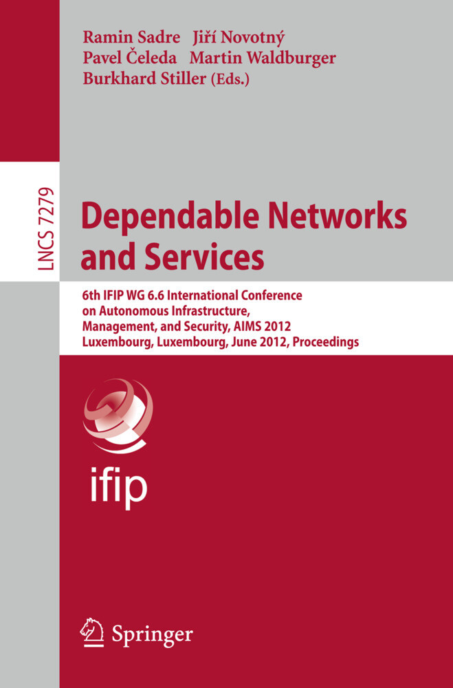 Dependable Networks and Services als Buch von