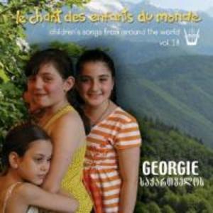 Kinderlieder der Welt Vol.18-Georgien