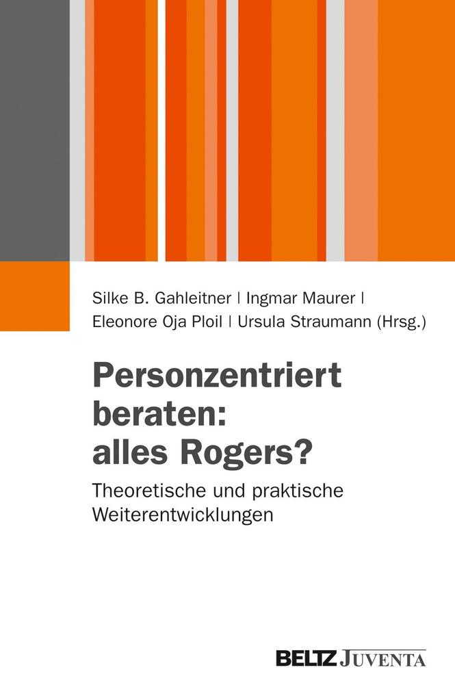 Personzentriert beraten: alles Rogers? als Buch