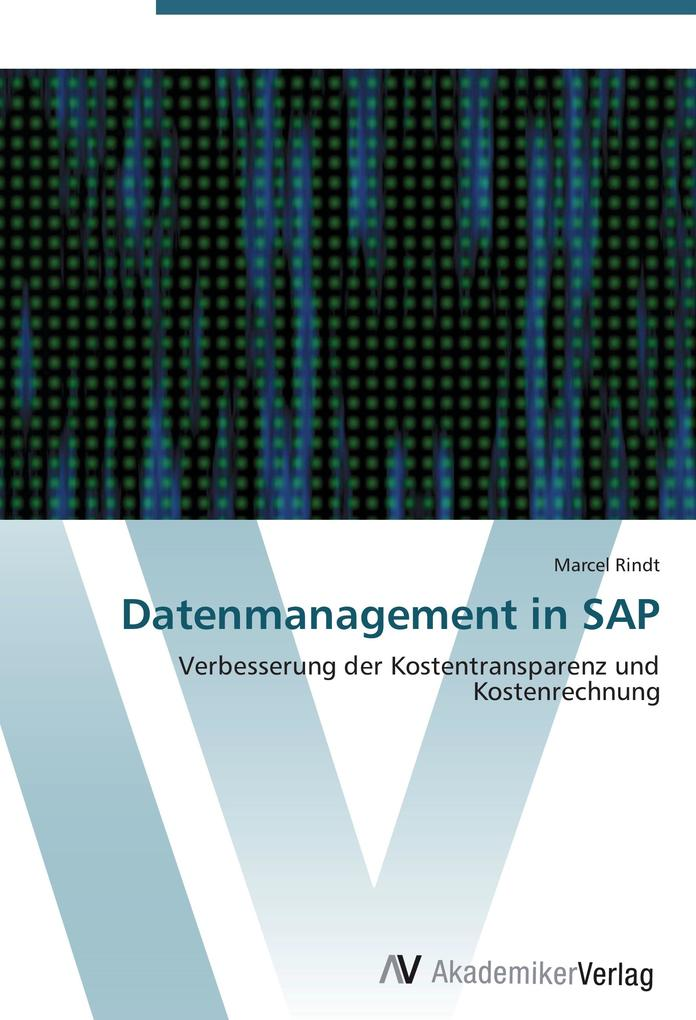 Datenmanagement in SAP als Buch von Marcel Rindt