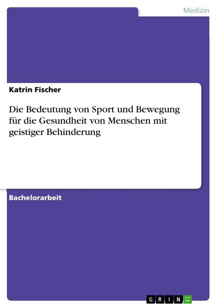 Die Bedeutung von Sport und Bewegung für die Ge...