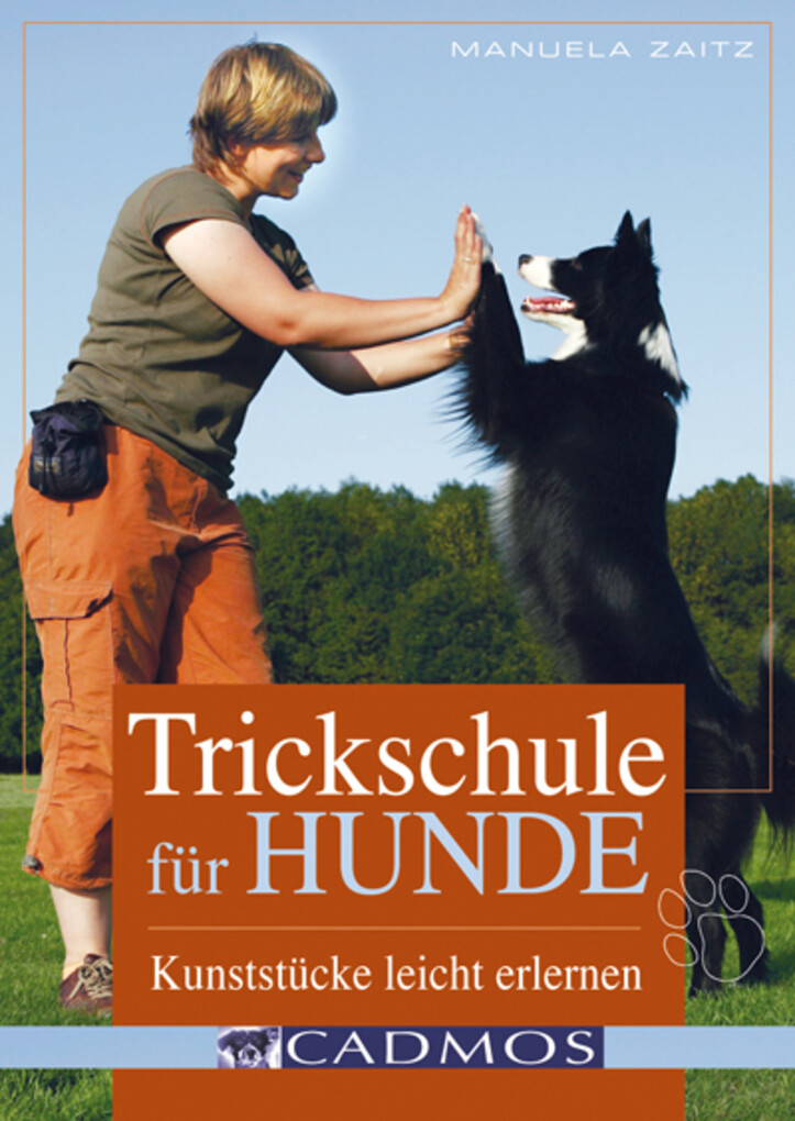 Trickschule für Hunde (mit Videomaterial) als e...