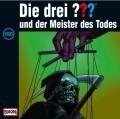 Die drei ??? 155 und der Meister des Todes (drei Fragezeichen) CD