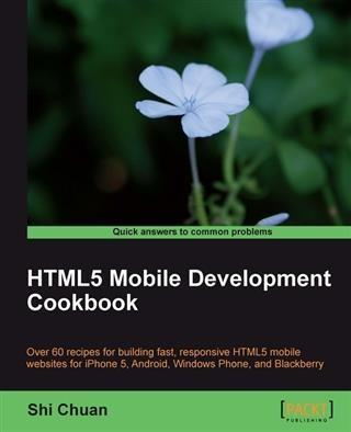 HTML5 Mobile Development Cookbook als eBook Dow...