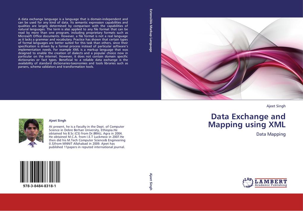 Data Exchange and Mapping using XML als Buch vo...
