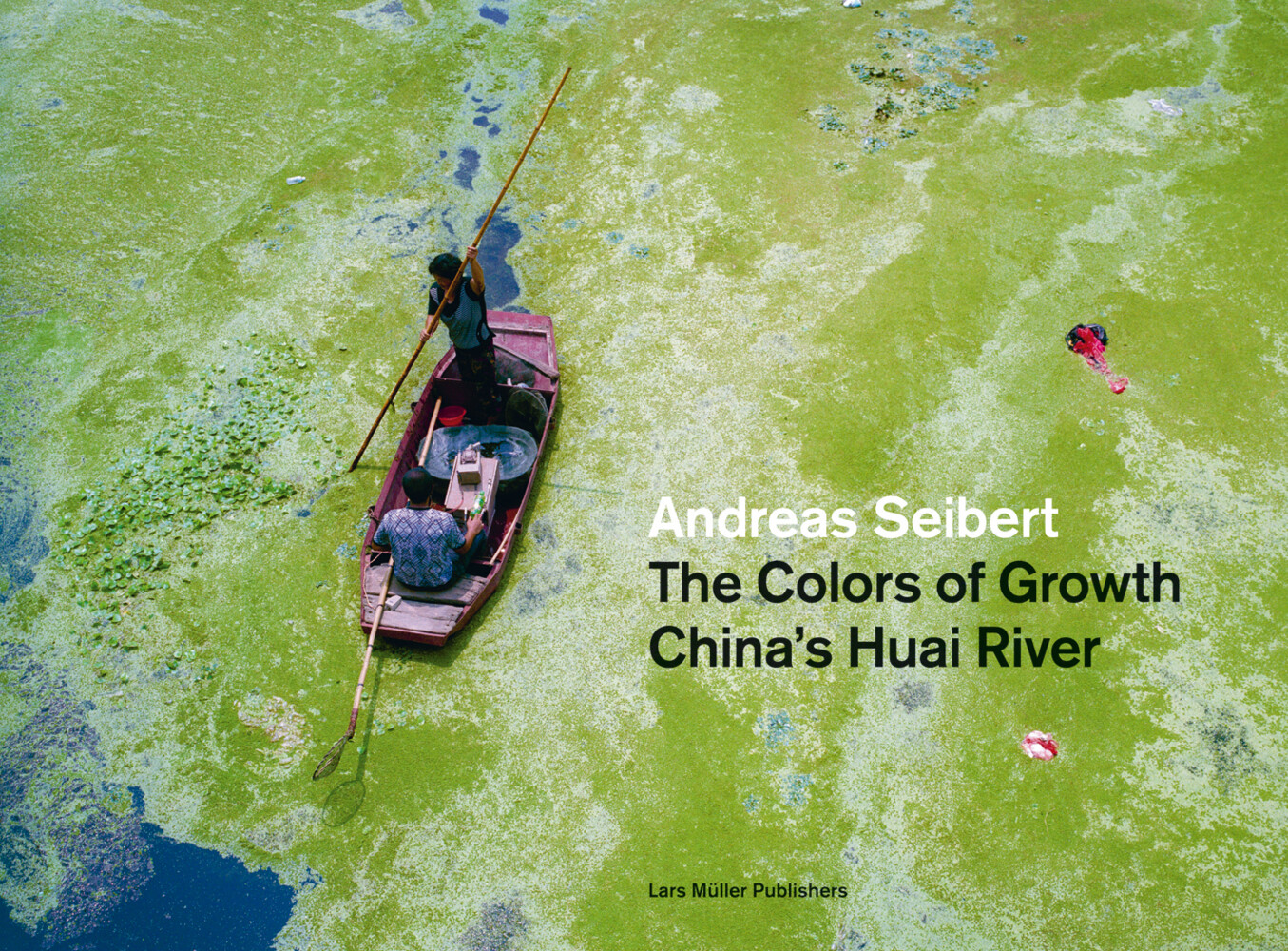 The Colors of Growth als Buch von Andreas Seibert
