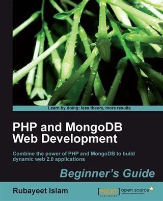 PHP and MongoDB Web Development Beginner´s Guid...