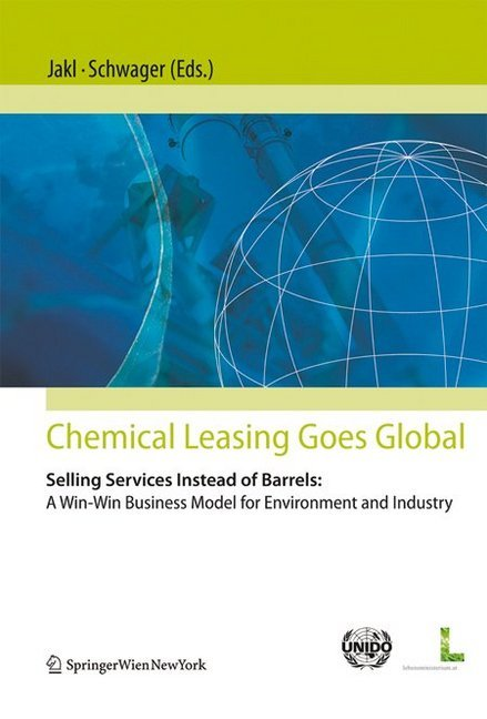 Chemical Leasing goes global als Buch von