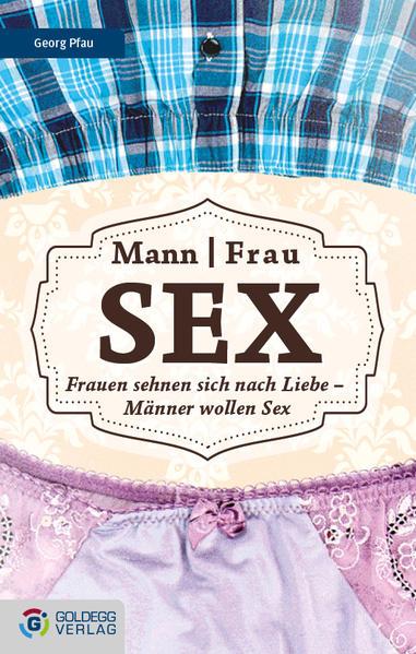 Mann Frau - Sex als Buch