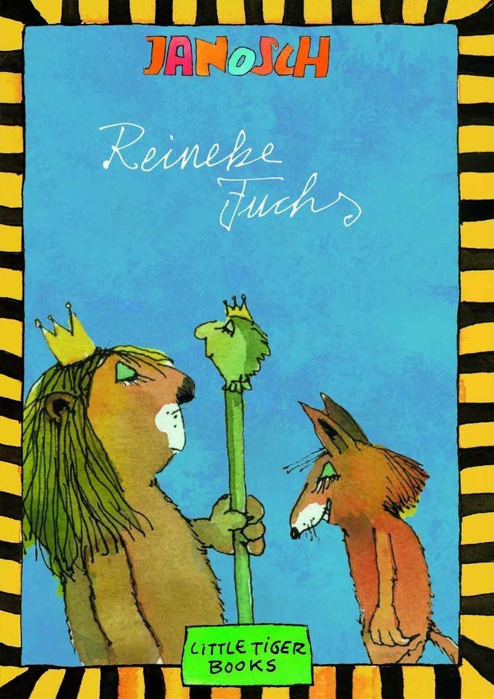 Reineke Fuchs als Buch von Janosch