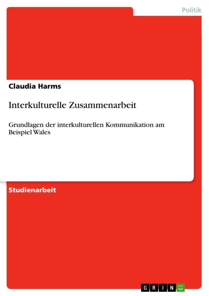 Interkulturelle Zusammenarbeit als eBook Downlo...