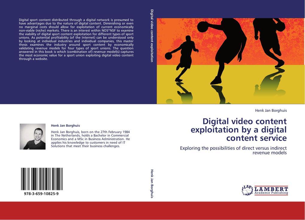 Digital video content exploitation by a digital...