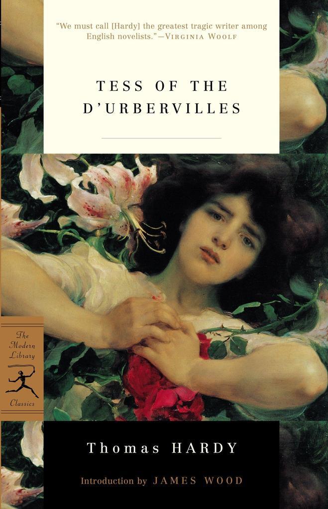 Tess of the d'Urbervilles: A Pure Woman als Taschenbuch