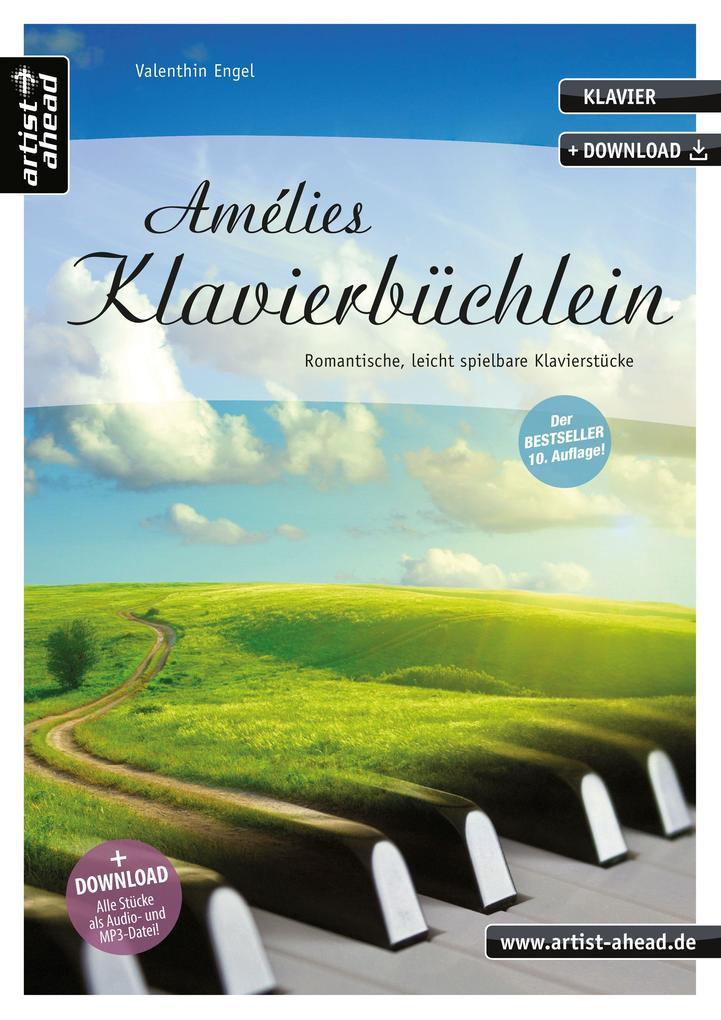 Amélies Klavierbüchlein als Buch