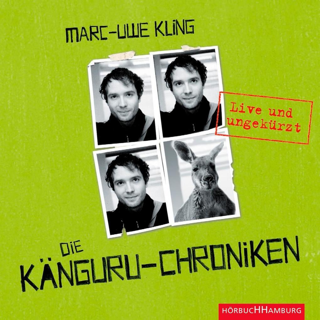 Die Känguru-Chroniken als Hörbuch