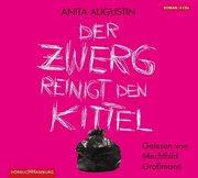 Der Zwerg reinigt den Kittel, 4 Audio-CDs