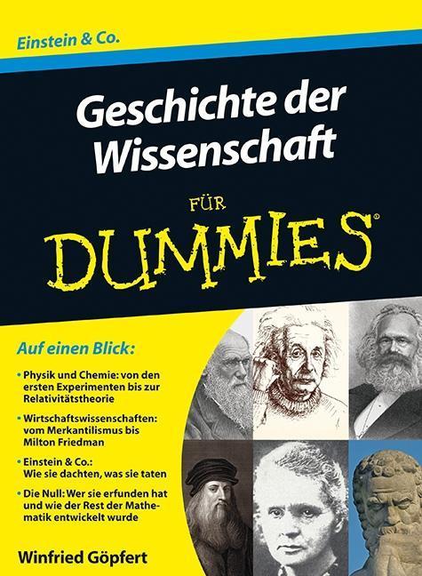 Geschichte der Wissenschaft für Dummies als Buch