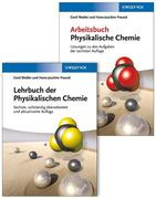 Lehrbuch der Physikalischen Chemie. Arbeitsbuch Physikalische Chemie, 2 Bde.