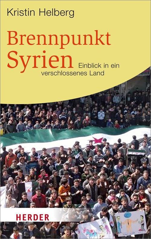 Brennpunkt Syrien als Taschenbuch von Kristin H...