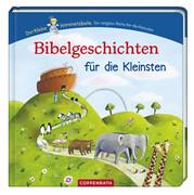 Der kleine Himmelsbote: Bibelgeschichten für die Kleinsten