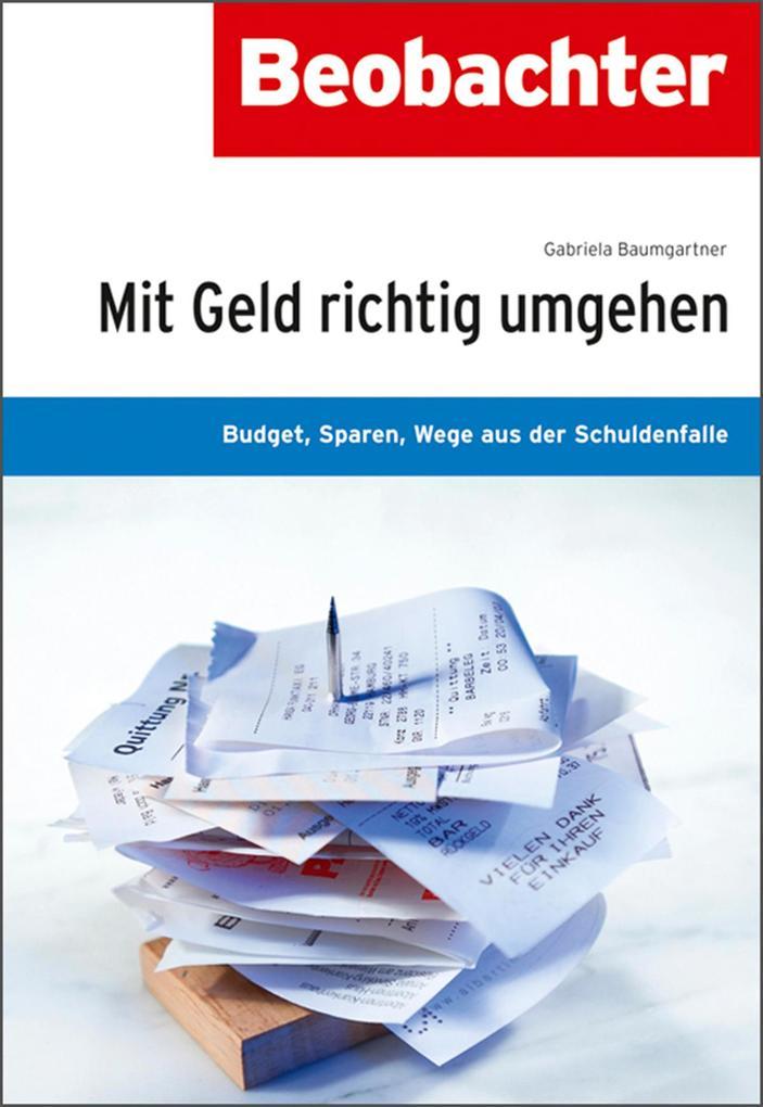 Mit Geld richtig umgehen als eBook Download von...