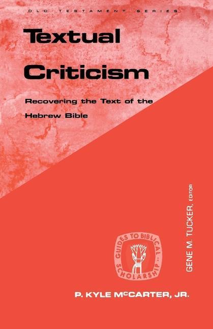 Textual Criticism als Taschenbuch