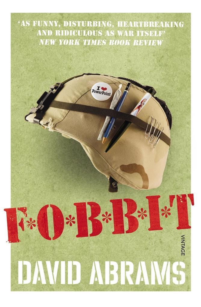 Fobbit als eBook Download von David Abrams
