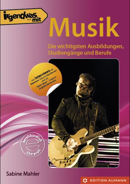 Irgendwas mit Musik als Buch von Sabine Mahler