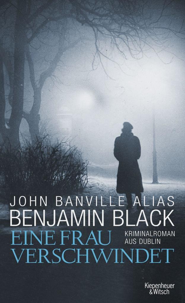 Eine Frau verschwindet als Buch von Benjamin Bl...