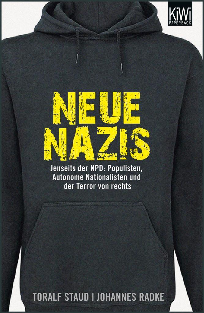 Neue Nazis als Taschenbuch