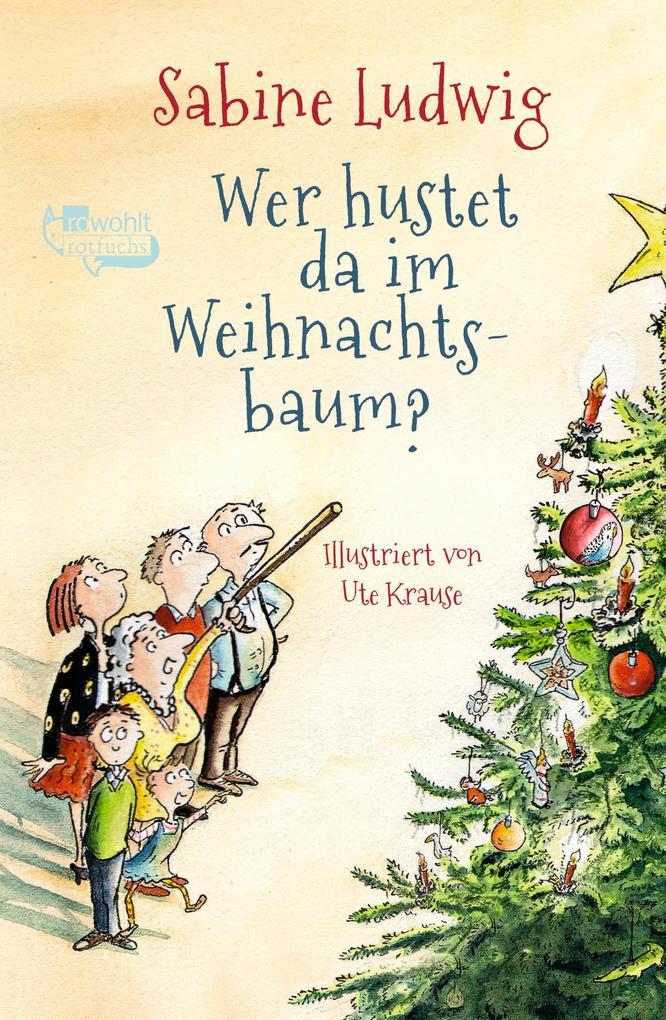 Wer hustet da im Weihnachtsbaum? als Taschenbuch