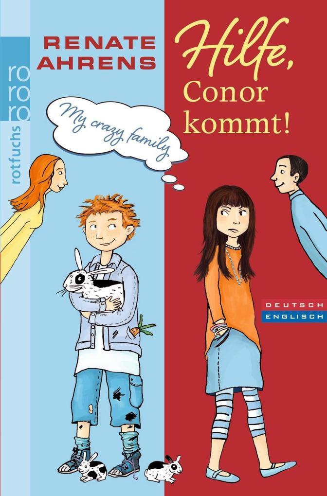 My crazy family. Hilfe, Conor kommt! als Taschenbuch